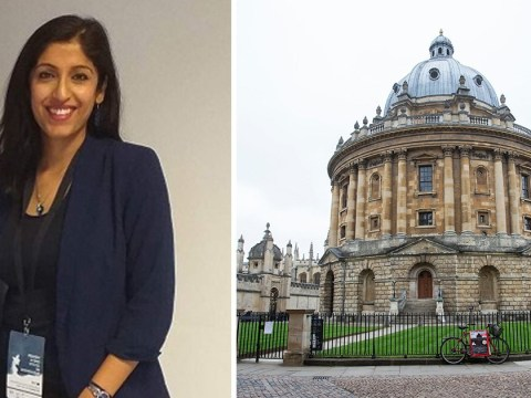 Muslim woman told to 'go home' by Oxford University worker