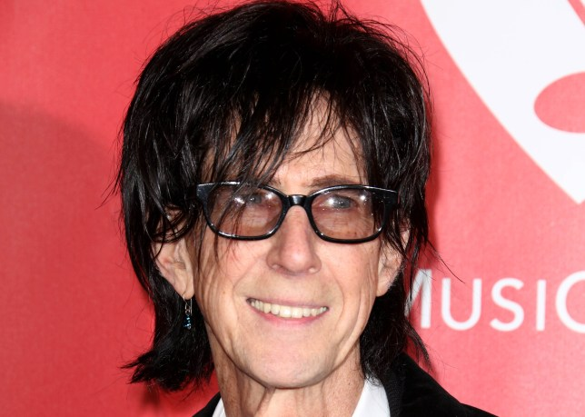 Ric Ocasek of The Cars who has died aged 75