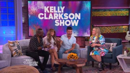 Simon Cowell, Paula Abdul & Randy Jackson Say Kelly Was A 'Game Changer'