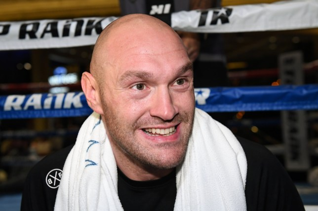 Tyson Fury says Deontay Wilder and Oleksandr Usyk are his two biggest threats
