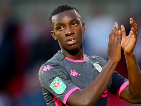 Eddie Nketiah reveals Unai Emery wanted to keep him at Arsenal before Leeds United loan