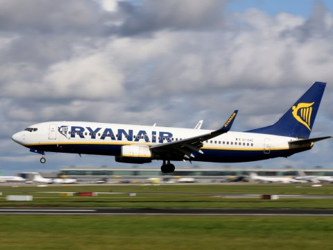 Ryanair customer got so drunk she didn't realise she'd made it home