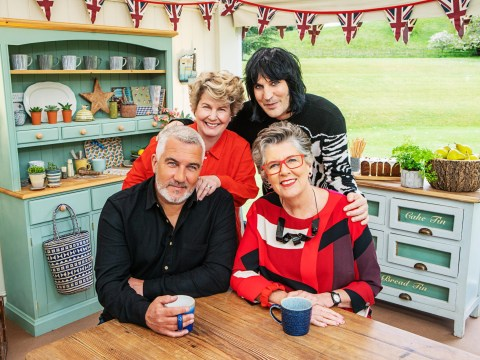 What time is Bake Off on Channel 4 tonight and what are they making in Dairy Week?