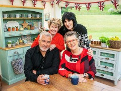 Who is in the final of The Great British Bake Off?