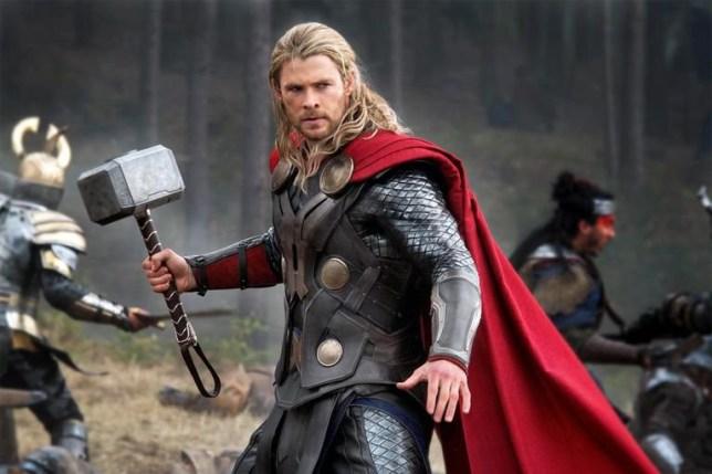 Chris Hemsworth as Thor