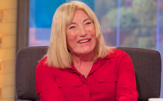Editorial use only Mandatory Credit: Photo by Ken McKay/ITV/REX/Shutterstock (9664050bi) Kellie Maloney Peston On Sunday TV show, London, UK - 06 May 2018