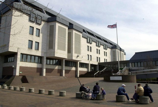 MAIDSTONE, UNITED KINGDOM: Maidstone Crown Court, in Southern England, 02 April 2001 where the judge in the Perry Wacker trial began his summing up. Wacker from the Netherlands faces charges along with a Chinese interpreter Ying Guo of conspiring to smuggle 60 Chinese into Britain, 58 of whom died in Wacker's lorry in June of last year. (Photo credit should read MARTYN HAYHOW/AFP/Getty Images)