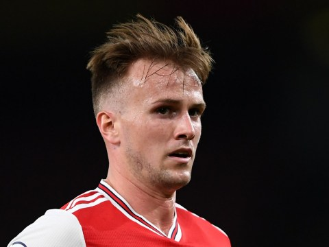 Arsenal confirm Rob Holding is in contention to make Arsenal return against Nottingham Forest