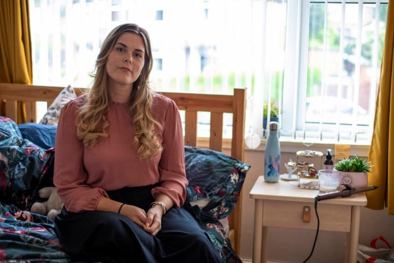 You Don?t Look Sick. Hayley Jordan, Manchester 28.08.2019. (Picture: Robert Binder for Metro.co.uk)