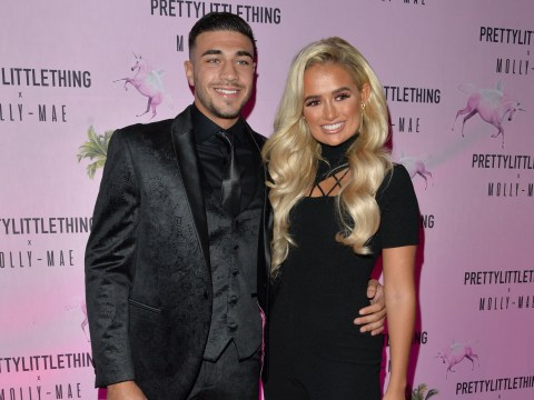 Love Island's Molly-Mae Hague says Tommy Fury helped her cope with 'trolling' and he's moved in with her