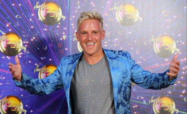 Strictly Come Dancing's Jamie Laing