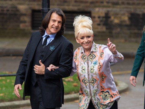 Dame Barbara Windsor's husband Scott Mitchell 'may have to move EastEnders star into care home' amid Alzheimer's battle