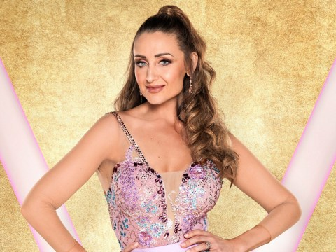 Catherine Tyldesley doesn't care about her 'jiggling' as she embraces Strictly's body positive effects