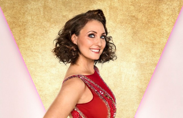 actress and strictly come dancing star Emma Barton
