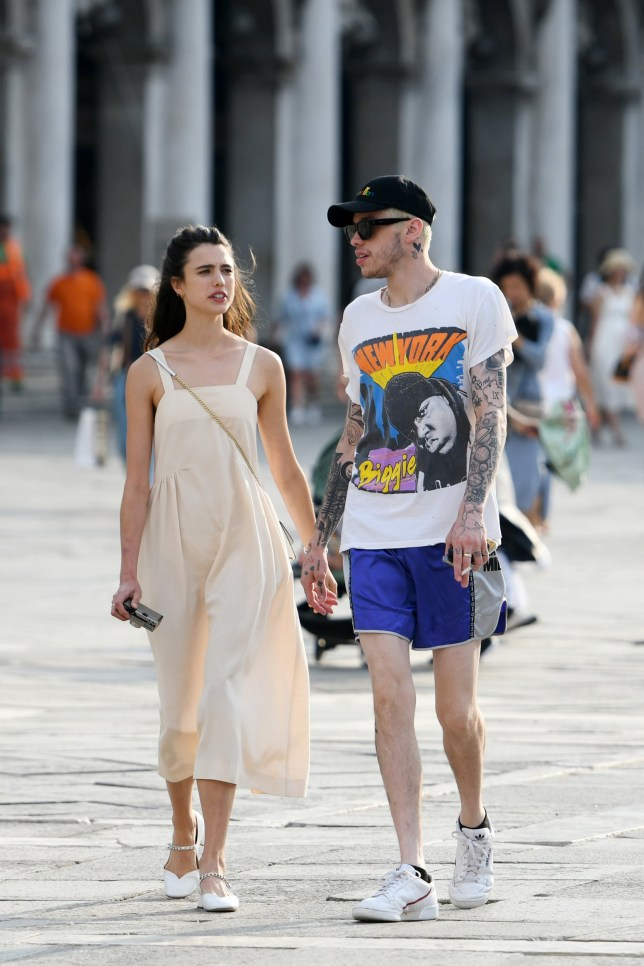 Pete Davidson And Margaret Qualley Have Beautiful Relationship Says Andie Macdowell Metro News