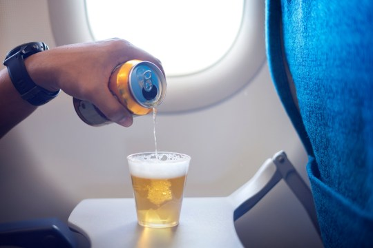 More than 400 people arrested for being drunk on planes and