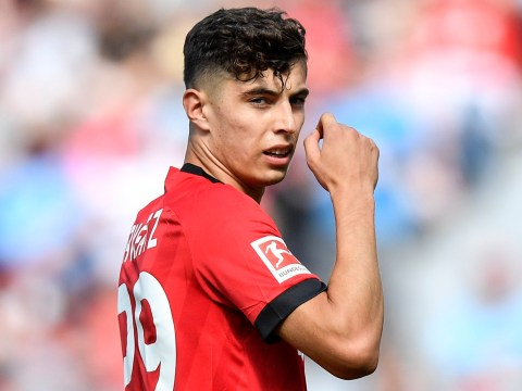 Kai Havertz refuses to rule out transfer move amid links to Man Utd, Arsenal and Liverpool