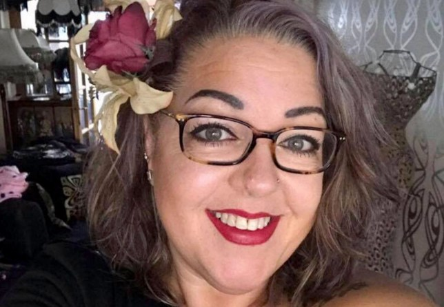 Dawn Flanagan, 50, from Essex