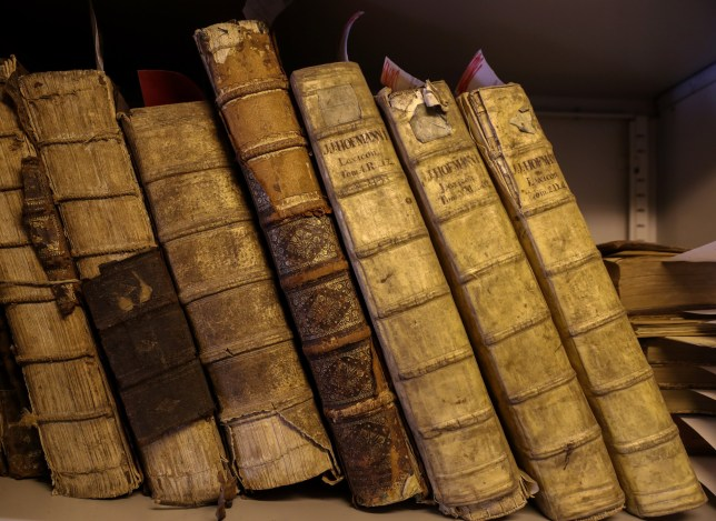 Over 25,000 occult texts have been uploaded to a free online library
