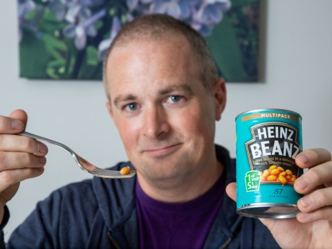 Man opens can of Heinz baked beans and finds there is only one inside