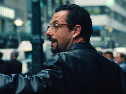 Adam Sandler's new film has 100% on Rotten Tomatoes and we are shook