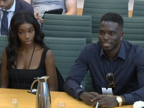 Love Island stars Marcel Somerville and Yewande Biala give evidence to MPs as they describe 'worst period' of the show