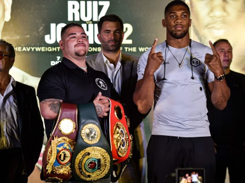 Anthony Joshua explains what he needs to do differently in Andy Ruiz rematch