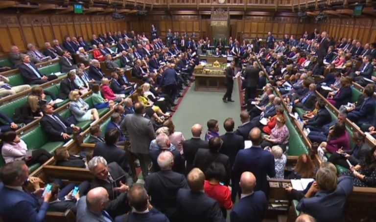 Brexit: What has happened in Westminster's most turbulent