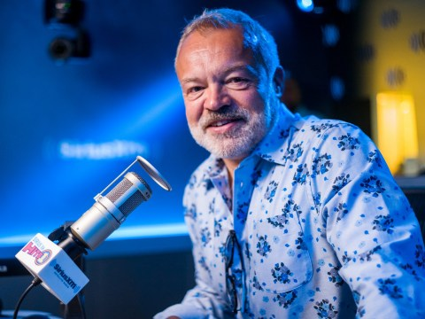 Graham Norton says 'everyone is a victim' in knife crime after being left for dead in stabbing