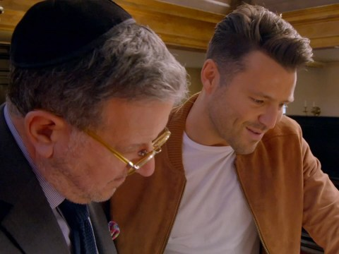 Mark Wright distraught as he discovers ancestor was burned at the stake for being Jewish