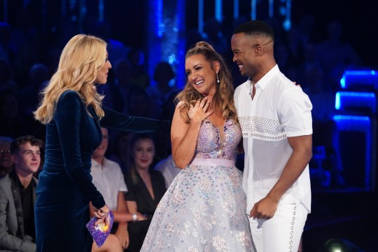 Johannes Radebe and Catherine Tyldesley partner up for Strictly come dancing 2019