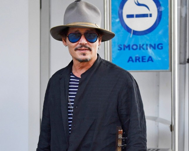 Johnny Depp Venice Film Festival