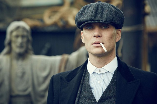 PB - Black Cat Tommy Shelby