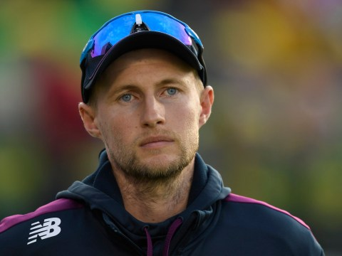 Emotional England captain Joe Root reacts to Australia retaining the Ashes
