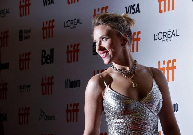 "Scarlett Johansson ""Jojo Rabbit"" TIFF"