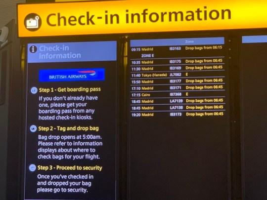 British Airways cancel almost 100% of flights in pilot