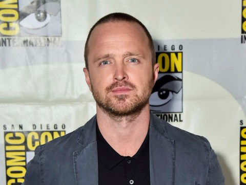 Aaron Paul reveals vicious hate mail after Breaking Bad award