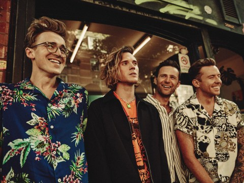 McFly announce one-off London show nine years after last album and we are buzzing
