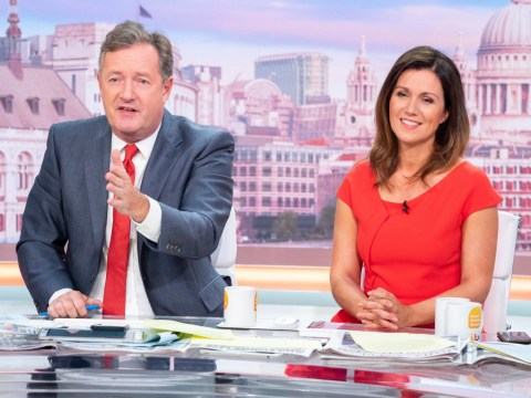 Susanna Reid has split her dress on Good Morning Britain 'on more than one occasion'
