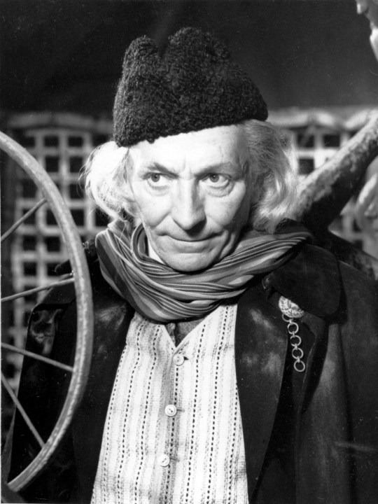 Television Programme: Doctor Who with William Hartnell as The Doctor. Picture Shows: William Hartnell, who plays the first Doctor in this new 6-part Doctor Who adventure titled 'The Chase' which begins on BBC1 22nd May 1965.