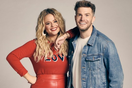 From Keshet Productions Singletown on ITV2 Pictured: Emily Atack and Joel Dommett. This photograph is (C) Keshet Productions and can only be reproduced for editorial purposes directly in connection with the programme or event mentioned above, or ITV plc. Once made available by ITV plc Picture Desk, this photograph can be reproduced once only up until the transmission [TX] date and no reproduction fee will be charged. Any subsequent usage may incur a fee. This photograph must not be manipulated [excluding basic cropping] in a manner which alters the visual appearance of the person photographed deemed detrimental or inappropriate by ITV plc Picture Desk. This photograph must not be syndicated to any other company, publication or website, or permanently archived, without the express written permission of ITV Picture Desk. Full Terms and conditions are available on the website www.itv.com/presscentre/itvpictures/terms For further information please contact: james.hilder@itv.com / 0207 157 3052