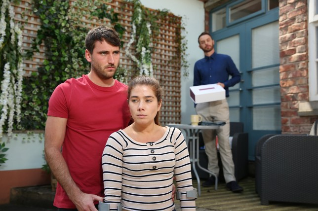 Maxine asks James to waive his legal fees to help Damon Embargoed until 17 September