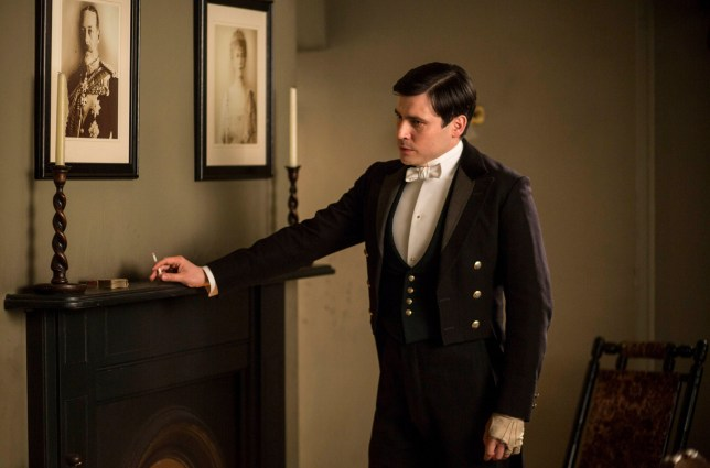 Rob James-Collier reveals emotional reaction to gay storyline in Downton film