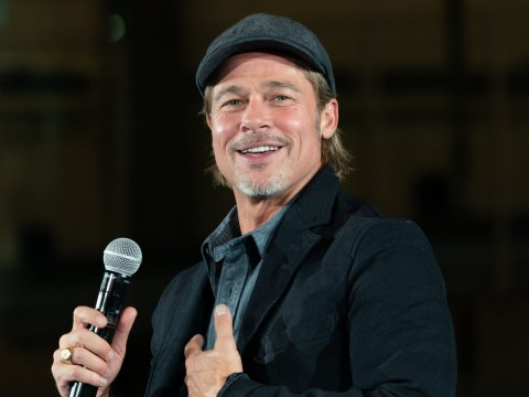 Brad Pitt admits he hasn't cried in 20 years but thinks he's becoming 'more moved' as he gets older