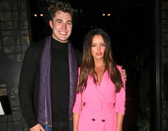 Love Island's Maura Higgins and Curtis Pritchard ignore Greg O'Shea flirting drama for romantic trip