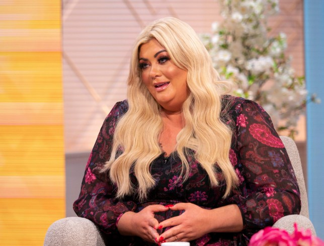 Gemma Collins caught buying fake designer clothes on Manchester's famous 'counterfeit street'