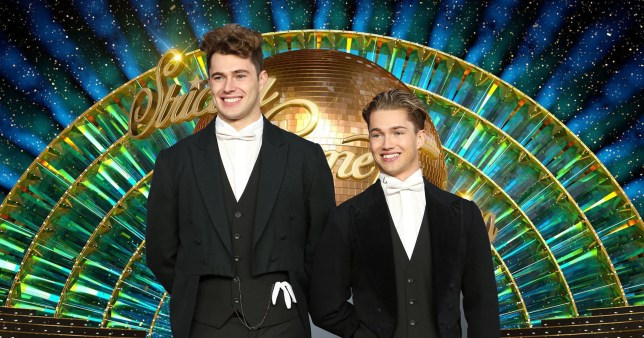 Curtis and AJ Pritchard
