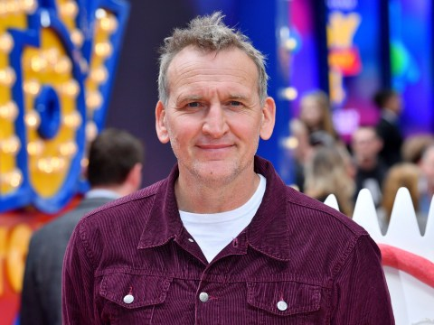 As a man with an eating disorder, Christopher Eccleston makes me feel seen
