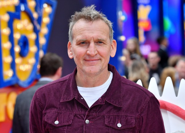 As man with anorexia, Christopher Eccleston makes me feel seen