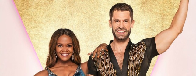 Strictly Come Dancing's Oti Mabuse thanks Kelvin Fletcher for bringing mum to Blackpool in sweet surprise